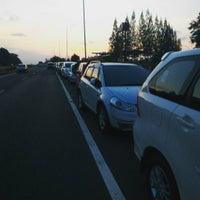 Photo taken at Jalan Tol Kanci - Pejagan by Wisda K. on 7/15/2015