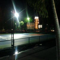 Photo taken at AIS Basketball Court by Maetee L. on 9/19/2012