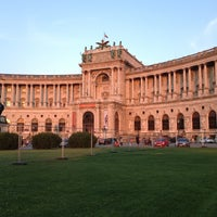 Photo taken at Austrian National Library by Philip K. on 7/18/2013