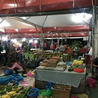 Photo taken at Pasar Malam Saberkas by Syafiqa A. on 2/18/2017