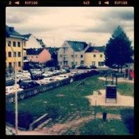 Photo taken at Amstetten by Inusya G. on 3/14/2013