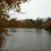 Photo taken at Lake LaVerne by Darlene S. on 10/19/2012