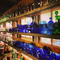 Photo taken at Bottle Shop Antiques by Lindsay K. on 9/1/2013