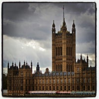 Photo taken at Houses of Parliament by Ivana P. on 5/6/2013