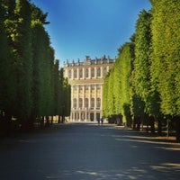 Photo taken at Schonbrunn Palace by Ivana P. on 6/14/2013