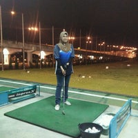 Photo taken at Pelangi Public Golf Driving Range by Nadia A. on 9/1/2016