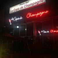 Photo taken at La Copa de Champagne Piano Bar by Caroline G. on 2/9/2016