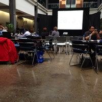 Photo taken at McMaster Innovation Park (MIP) by Ben Z. on 4/27/2014