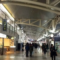 Photo taken at Central City Bus Terminal by Hyunjin C. on 11/19/2012