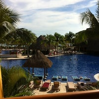 Photo taken at Barceló Maya Colonial by Andrey on 10/17/2012