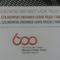 Photo taken at Muzeum Azji i Pacyfiku by Şakir E. on 4/23/2014