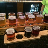 Photo taken at Rail House Restaurant & Brewpub by Chad D. on 9/2/2014