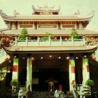 Photo taken at Chùa Phổ Quang by Darya S. on 2/16/2014