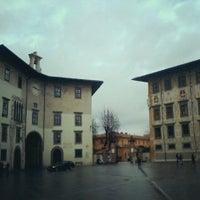 Foto scattata a Piazza dei Cavalieri da Cesare A. il 2/21/2013