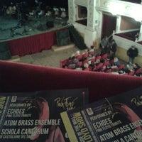 Foto scattata a Teatro Poliziano da Cesare A. il 4/5/2014