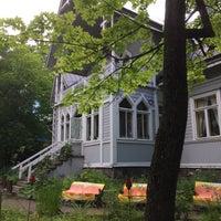 Photo taken at Villa Angelica by Antti K. on 7/7/2017