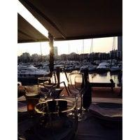 Photo taken at Restaurante Santi by Karina on 6/7/2014