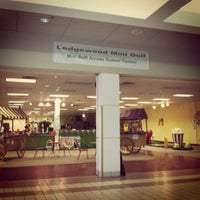 Photo taken at Ledgewood Mall by Kristen H. on 3/22/2013