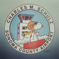 Photo taken at Charles M. Schulz - Sonoma County Airport (STS) by Lia on 3/23/2013