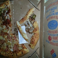 Photo taken at Domino's Pizza by Pedro G. on 3/23/2013
