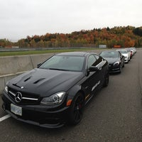 Photo taken at Circuit Mont Tremblant by Alain C. on 9/30/2014