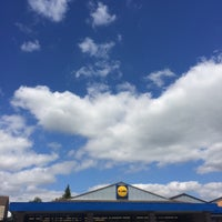 Photo taken at Lidl by Sophie y. on 7/15/2014