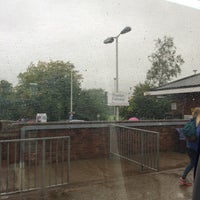 Photo taken at Tiverton Parkway Railway Station (TVP) by Sophie y. on 8/25/2014