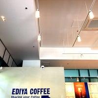 Photo taken at EDIYA COFFEE by Wanhui L. on 4/27/2017