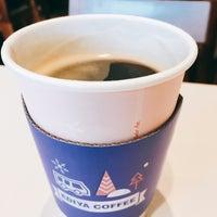 Photo taken at EDIYA COFFEE by Wanhui L. on 1/17/2017