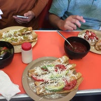 Photo taken at Taqueria Aguayo by !ra!s S. on 10/6/2017
