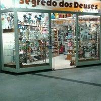 Photo taken at Segredo dos Deuses by Alessandro C. on 10/7/2012
