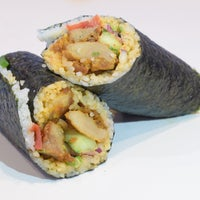 Photo taken at Ted's Sushi Burrito by Ted's Sushi Burrito on 10/3/2016