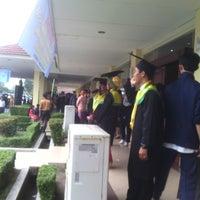 Photo taken at Hotel Horizon Bengkulu by Antikan on 9/17/2014
