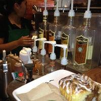 Photo taken at Starbucks by Bertha G. on 10/19/2012