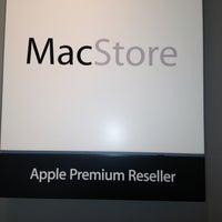 Photo taken at MacStore by Bertha G. on 12/24/2012