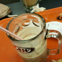 Photo taken at A & W by S R. on 6/11/2016