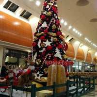 Photo taken at Centro Commerciale Roma Est by Daniele C. on 12/20/2012