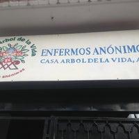 Photo taken at Casa Árbol de la Vida A.C by Von J. on 7/20/2013