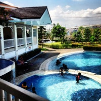 Photo taken at Avida Settings Clubhouse by Anjelo on 3/21/2014