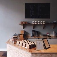 Photo taken at Elm Coffee Roasters by Abdulmajeed on 2/21/2015