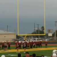 Photo taken at Nikki Rowe High School by Veronika L. on 9/28/2016