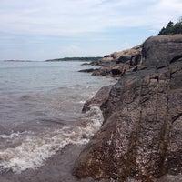 Photo taken at Magnolia Beach by Ben S. on 7/7/2013