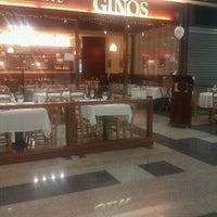 Photo taken at Ginos by Virginia P. on 12/13/2012