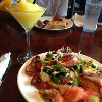 Photo taken at Harris Grill by Monica on 6/23/2013