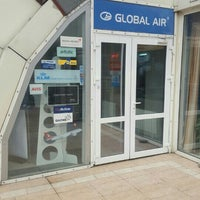 Photo taken at Global Air / Глобал Эйр by Metin on 4/22/2016