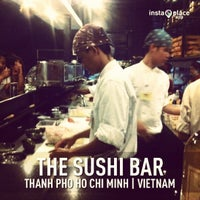 Photo taken at The Sushi Bar 1 by Jason D. on 1/6/2013