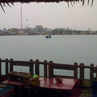 Photo taken at Danau OPI Jakabaring by Willem Y. on 11/16/2012