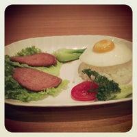 Photo taken at Xin Wang Hong Kong Cafe @ Vincom by Thien-Thanh N. on 2/18/2013