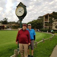 Photo taken at The Tap Room at Pebble Beach by Paul M. on 12/26/2017