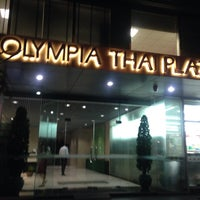 Photo taken at Olympia Thai Tower by MaMooNoy on 6/7/2016